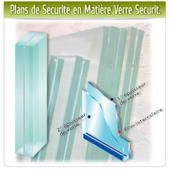 Plan verre securit plan evacuation verre securit plan intervention verre s - Prix du verre securit ...